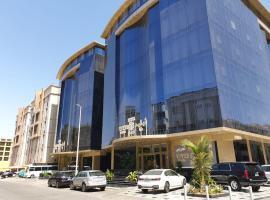 Vivid Plaza Hotel - 2, hotel near Jeddah Corniche, Jeddah