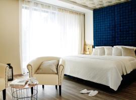 Hotel Athen, hotel near Frankfurt Airport - FRA, Kelsterbach