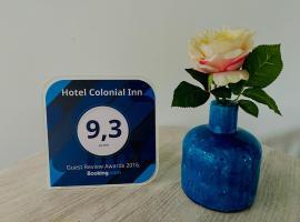 Hotel Maceo 55 - Colonial Inn, hotel en Bogotá