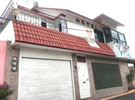 CY CALLI YOLOTL, hotel familiar en San Juan Teotihuacán