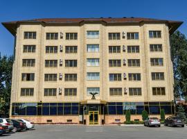 Гостиница Бриз, отель в Оренбурге