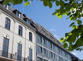Victoria Hotel Hamar, hótel í Hamar