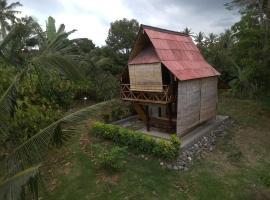 Natural Lodge at Jineng Bali, farm stay in Tabanan