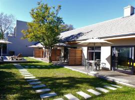 De Haas Living @ Die Laan 2, apartment in Stellenbosch