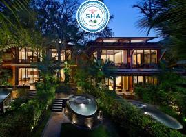THE BARAI by Hyatt Regency Hua Hin, отель в Хуахине, рядом находится Рынок Цикада