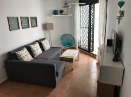Apartamento Zahara de los Atunes - Atlanterra Costa, self-catering accommodation in Zahara de los Atunes