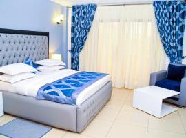 Loumia Residency, hotel v destinaci Douala