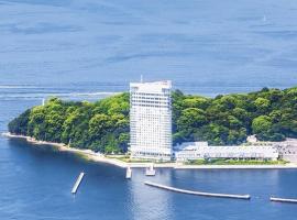 Grand Prince Hotel Hiroshima, отель в Хиросиме