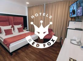 Отель RedFox в центре, отель в Барнауле
