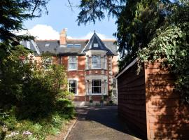 Mountlands Lodge, hotel in Taunton
