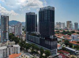 Courtyard by Marriott Penang, hotel near Penang Hill, George Town