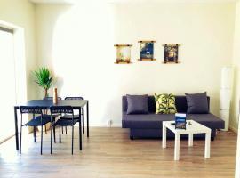 Adnana - Blokhus Living - yellow apartment, overnatningssted i Blokhus