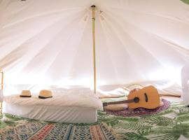 Hoang Indian Tent Camping, luxury tent in Taoyuan