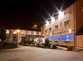Best Western Bury Ramsbottom Old Mill Hotel and Leisure Club, hotel near Blackburn Golf Club, Ramsbottom