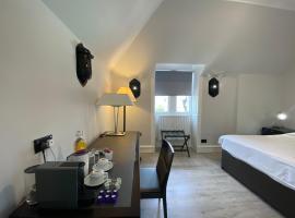 No6 West Coates, отель в Эдинбурге