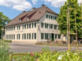 Hotel Wirtshaus Garbe, hotel near Stuttgart Airport - STR, Stuttgart