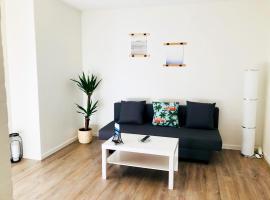 Adnana - Blokhus Living - double bedroom apartment, overnatningssted i Blokhus