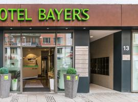 Hotel Bayer's, hotel near Munich Central Station, Munich