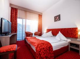 Hotel Tisa, hotel din Băile Olăneşti