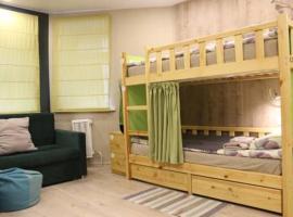 Hostel Room on Nekrasova 46, бюджетный отель в Санкт-Петербурге