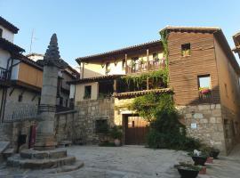 La Picota, casa rural en Valverde de la Vera