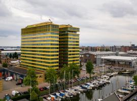Holiday Inn Express Amsterdam - North Riverside، فندق في أمستردام