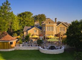 Homewood Hotel & Spa, hotel with pools in Bath