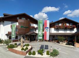Hotel Königgut, hotel near Klessheim Castle, Wals