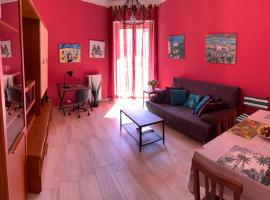 Helios home city center, apartment in Salerno