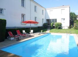 Hôtel des Biches, hôtel à Nuaillé près de: Puy du Fou