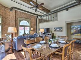 Modern Ouray Condo in the Heart of Downtown!, apartment in Ouray