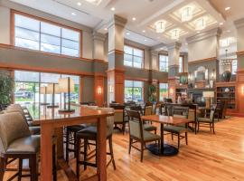 Hampton Inn & Suites Saratoga Springs Downtown, hotel near Wilton Mall, Saratoga Springs