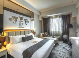 Verwood Hotel and Serviced Residence, apartemen di Surabaya