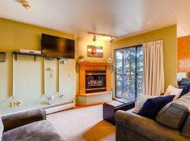 River Mountain Lodge, villa in Breckenridge