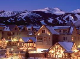 Main Street Station, holiday home in Breckenridge