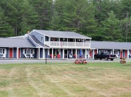 Blue Ridge Motel, hotel in Schroon Lake