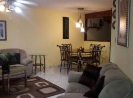 Apartamento amueblado en Costa del este, apartment in Panama City