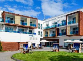Best Western Hotel Jurata, hotel in Jurata