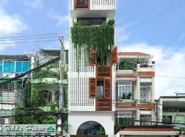 JooHouse Lux, hotel near Binh Quoi 1, Ho Chi Minh City