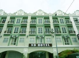 ND Hotel, hotel near A'Famosa Resort, Malacca