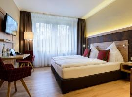 Waldhotel Berghof, Hotel in Luisenthal