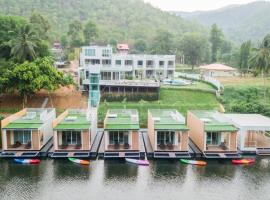 Erachon Raft Resort, hotel in Kanchanaburi City