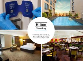 Hilton Garden Inn, Trivandrum, accessible hotel in Trivandrum