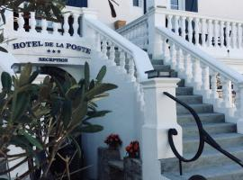 Grand Hôtel de la Poste, boutique hotel in Saint-Jean-de-Luz