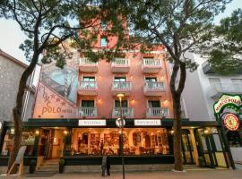 Hotel Marco Polo, hotel v destinaci Lido di Jesolo