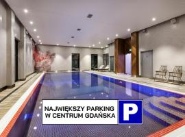 Hotel Sadova, hotel en Gdansk