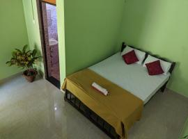 tapas yoga ashram, hotel in Agonda