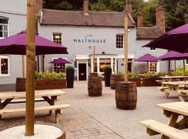 The Malthouse, hotel near Telford International Centre, Ironbridge