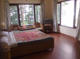 Chinar Lodge, hotel en McLeod Ganj