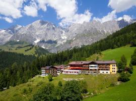 Hotel Bergheimat, hotel in Mühlbach am Hochkönig